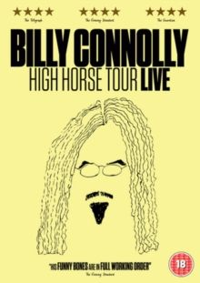 Billy Connolly: High Horse Tour, DVD