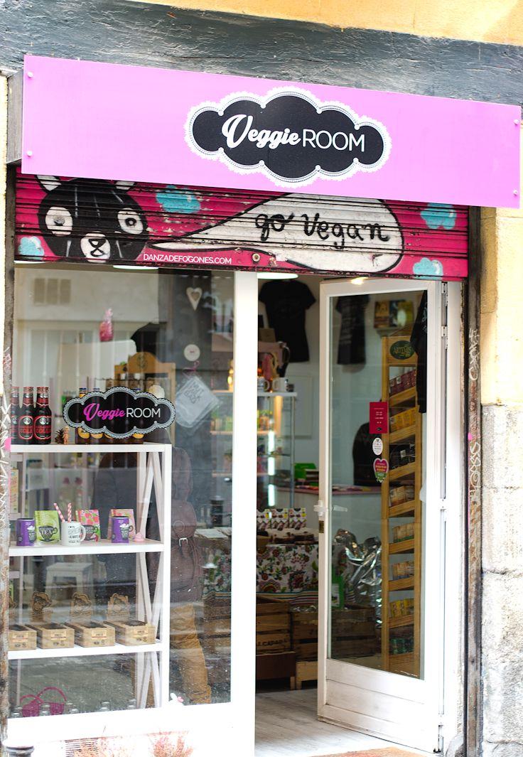 Veggie Room: Tienda Vegana en Madrid (España)