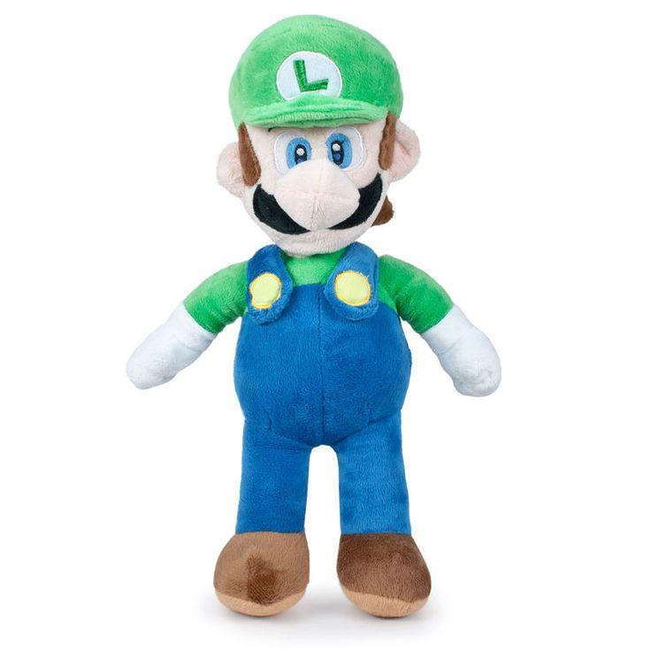 Gosedjur Super Mario Bros - Luigi (60cm) #catluigiplush#luigiplush#nintendoplushies#toadplush#supermariobrothersplush#supermariobrotherplushies#supermariobrothersdolls#luigidoll#toaddoll#nintendodolls#isnmemberitem#isnpod3#notsovintagesale#luigi#luigismansion#moon#luigismansiondarkmoon#luigismansionarcade#nintendoswitch#supermariobros#supermario#gamecube#wii#wiiu#nintendoplush#marioandluigi#voltexamiibo#ringtossamiibo#ssb4#ssb4wiiu#supersmashbros#supersmashbros4#supersmashbrosforwiiu#amiibo
