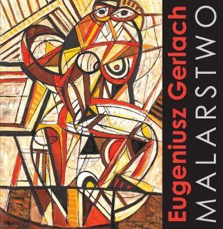 Dwory Karwacjanów i Gładyszów w Gorlicach - Eugeniusz Gerlach - malarstwo
