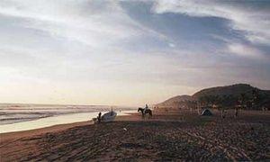 Troncones beach, Mexico