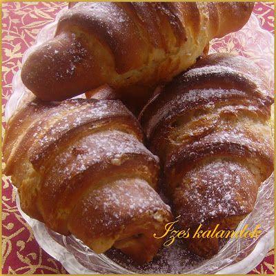 Ízes kalandok: Gesztenyés croissant