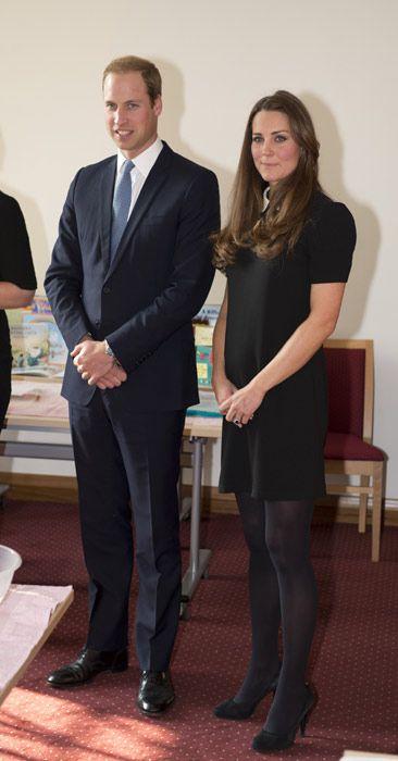 William and Kate: The Duke and Duchess of Cambridge visit Child Bereavement UK. - Photo 1 | Celebrity news in hellomagazine.com