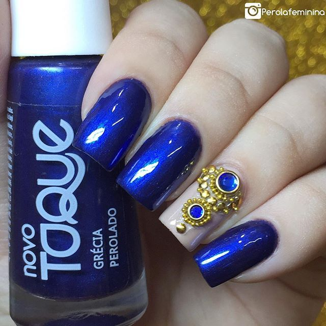 ✨Mais um click dessa combinação ✨ Esmalte: Grécia da @novo_toque  Joia de unha da @dellartepeliculas  Gostaram?   Para comprar acessem: @dellartepeliculas  Cupom de desconto: Perolafeminina  #blogger #bloggers #fashion #fashionbloggers #nails #nailpolish #nails2inspire #deesmalte #dicasdeunhasbr #viciadaemvidrinhos #esmalte #esmaltes #esmaltedasemana #esmaltedodia #unha #unhas #unhasdecoradas #unhasperfeitas #unhasdasemana #unhasdebarbie #garotasesmaltadas #instadeunhas #instaunhas ...
