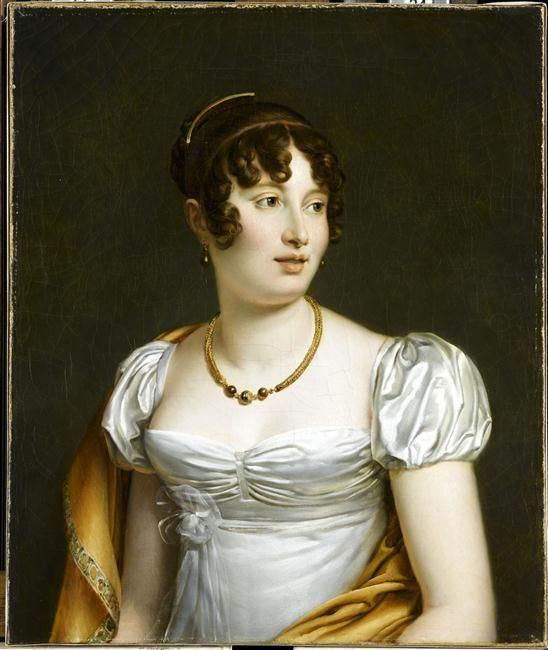Caroline Murat, Queen of Naples, François Pascal Simon, baron Gérard, 1812