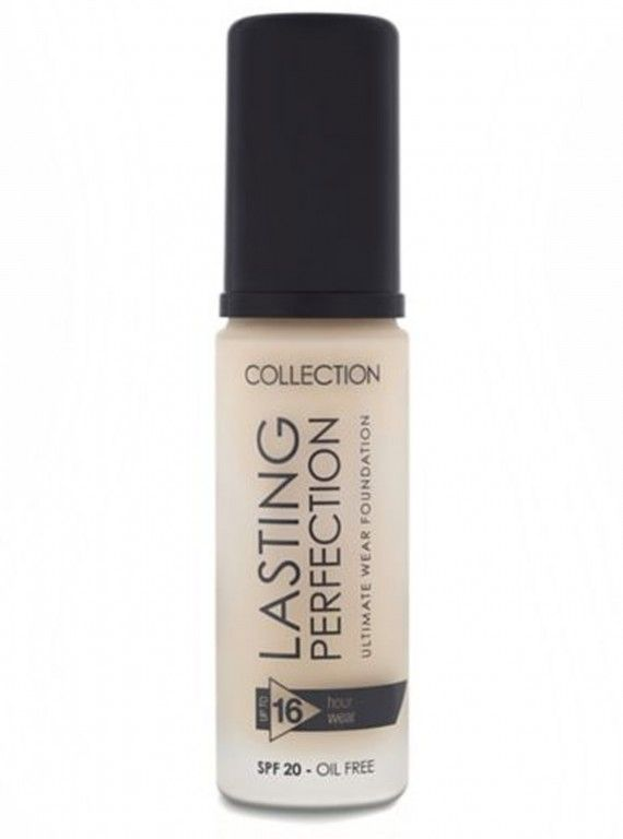 Collection Lasting Perfection Ultimate Wear Foundation, £3.99 - best cheap foundation - Woman And Home