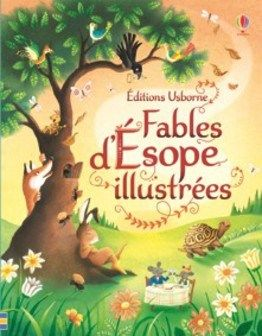 Fables d'Ésope illustrées