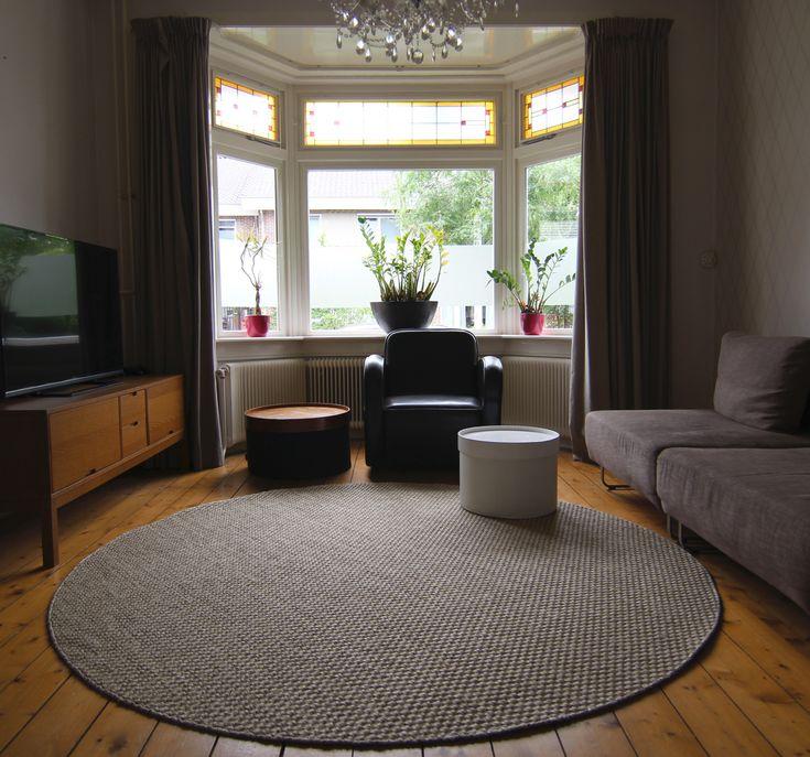 Sisal Carpet Round Circular Carpet Textures In 2019