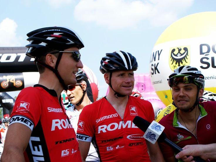 #romet #mtb #team #maraton