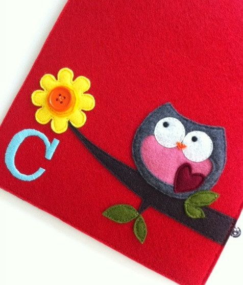 Personalized iPad/Kindle/Nook Case Your choice NEW by claraiuribe