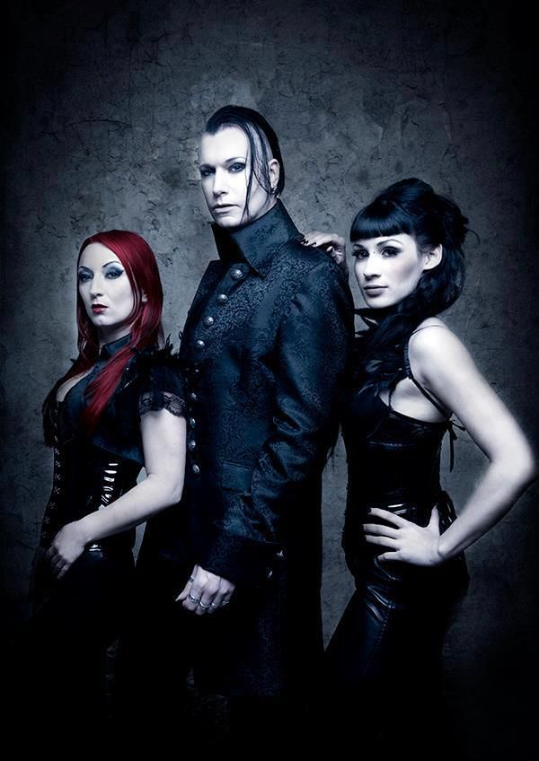 Blutengel - Ulrike, Chris, Anja