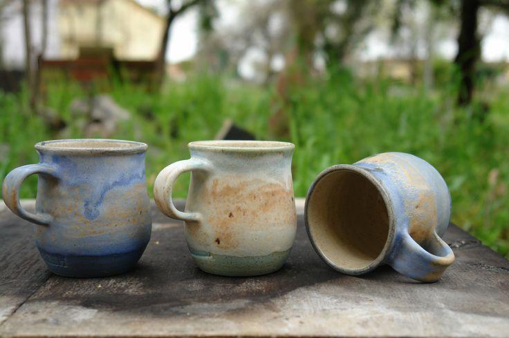 new mugs - Νέες κούπες νέα γυαλώματα..