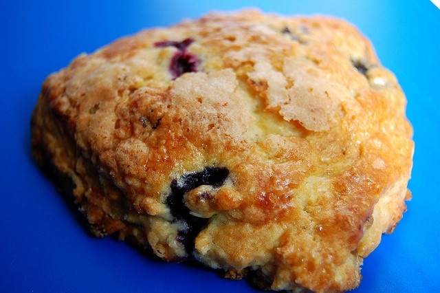 Blueberry, white chocolate and toasted walnut scones. The whole blog ...