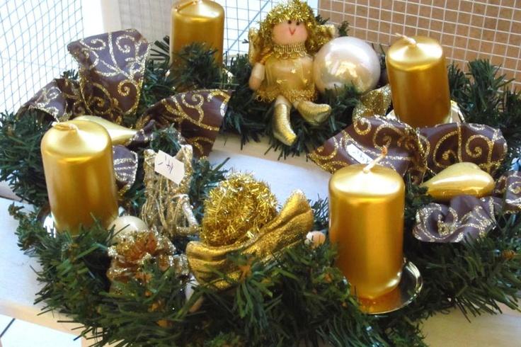 Advent máme v polovici a adventné vence v Poluse. Príďte si po jeden.