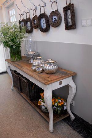 Driftwood Sidetable (tafels)