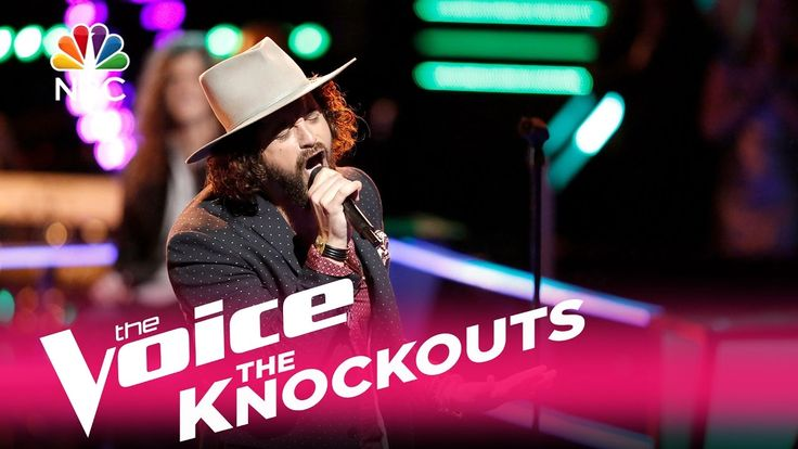 "The Voice 2017 Knockout - Johnny Hayes: ""Statesboro Blues"""