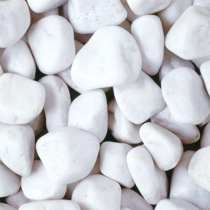 piedras decorativas para jardn cantos de corcho blanco mm