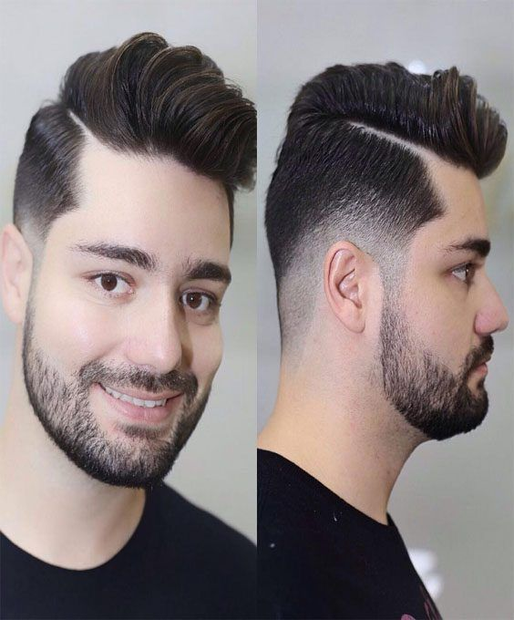 how to choose a hairstyle male