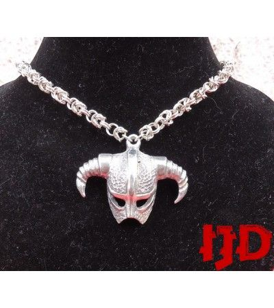 Skyrim Necklace - Viking Necklace
