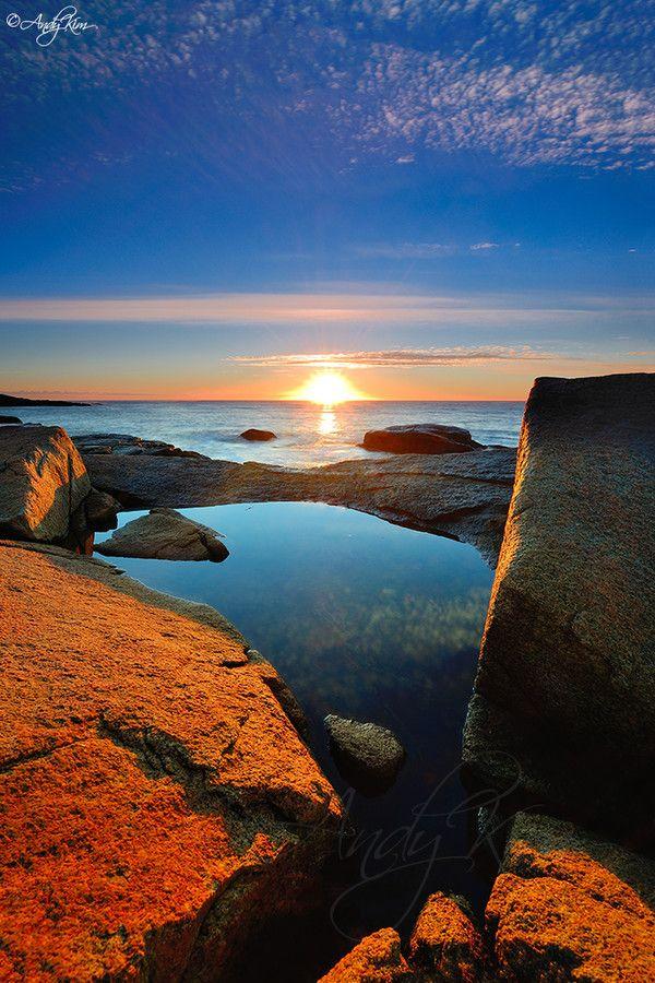 Sunrise Biddeford, Maine