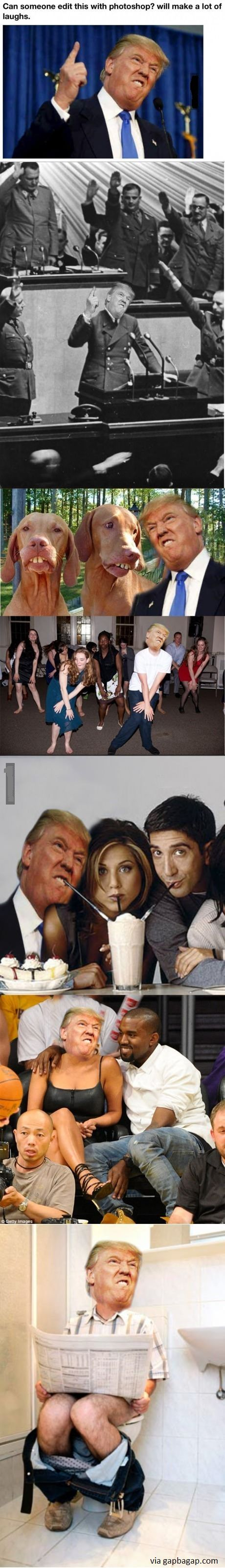 Funny Pictures Of The Year 2017 By Donald Trump