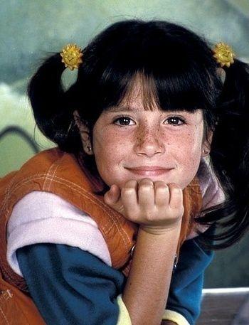Punky Brewster, mon idole quand j'étais petite fille