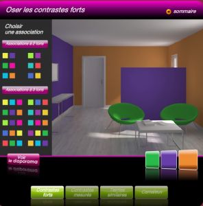 Las 25 mejores ideas sobre simulateur peinture en for Association des couleurs en decoration