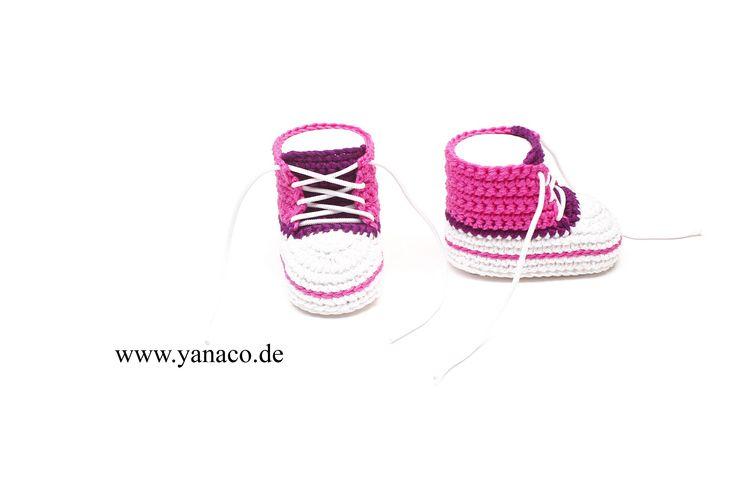 Babyschuhe von www.yanaco.de