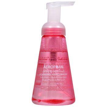 Aerofoam Juicy Grapefruit Foaming Liquid Hand Wash, 10-oz. Bottle