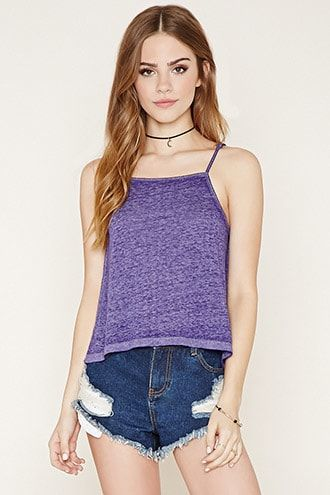 ¡Cómpralo ya!. Burnout Crop Top. details   This burnout knit crop top features adjustable double cami straps, a V-back and a square neckline.  Content + Care   - 60% cotton, 40% polyester- Machine wash cold- Made in China  Size + Fit  - Model is 5'8%22 and wearing a Small- Full length: 17%22- Chest: 32%22- Waist: 44%22 , topcorto, croptops, croptop, croptops, croptop, topcrop, topscrops, cropped, topbailarina, corto, camisolacorta, crop, croppedt-shirt, kurzestop, topcorto, topcourt…