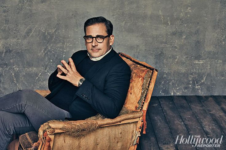 Steve Carell, photographed by Miller Mobley