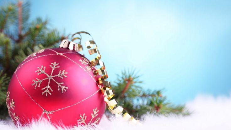 Imagenes para descargar y Wallpapers: Hermosa esfera navideña ...
