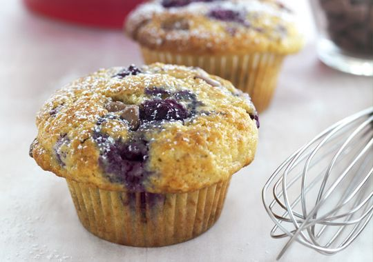 These Raspberry & Chocolate Muffins are bound to be a family favourite!