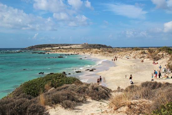 Elafonissi en #Crète parmi le Top 25 des meilleurs #plages dans le monde selon les voyageurs de TripAdvisor