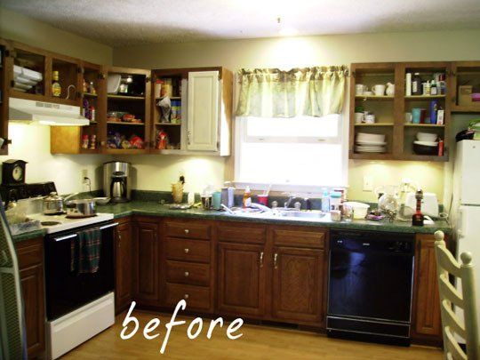 Best 25+ Rental Kitchen Makeover Ideas That You Will Like On Pinterest |  Rental Kitchen, Small Apartment Kitchen And Diy Kitchen Remodel