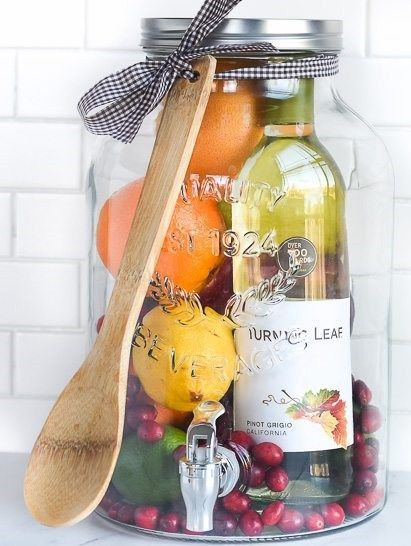 Holiday Gift Idea Sangria