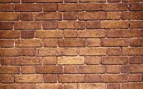 Обои Кирпичи, стены, узор