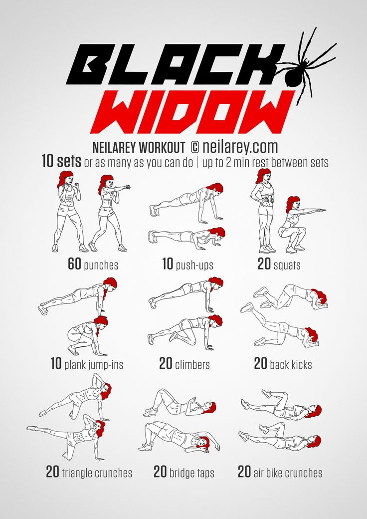 No woman, it would appear, can be taken at face value. There is a bad girl (or boy) in each of us fighting to come out and this workout makes sure than when it does it will be able to hold its own in any situation. Instructions: Repeat each move...