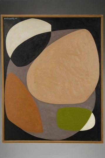 Large image of Paul Gadegaard Painting