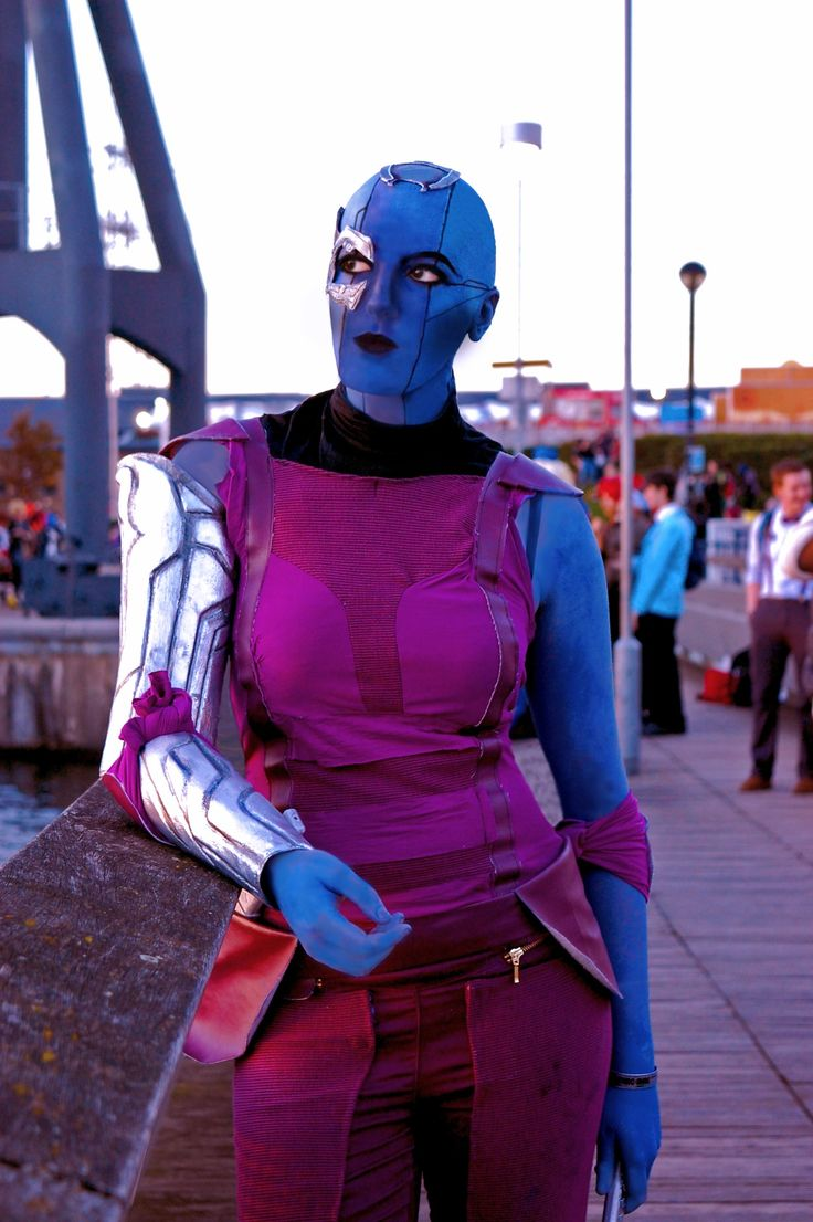 guardians nebula cosplay - photo #6
