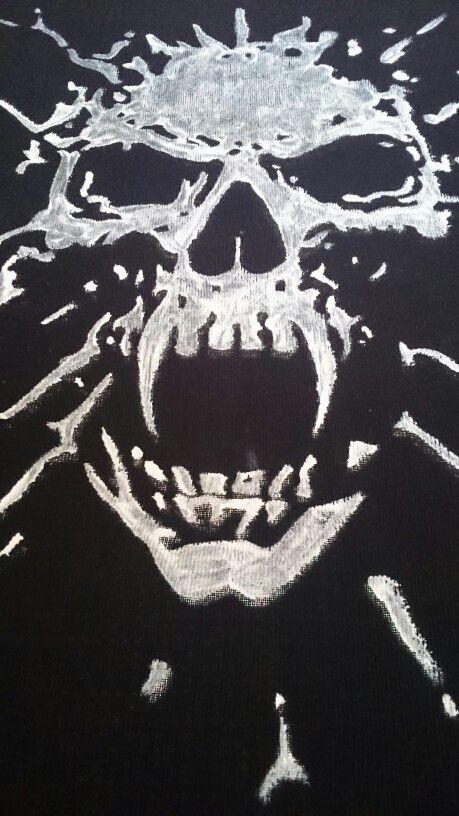 Skeleton rock&roll