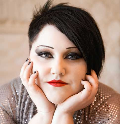 Beth Ditto.  She is the bomb.