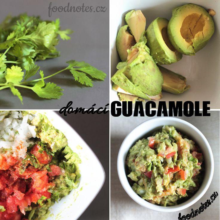 Recept na pravé domácí guacamole z avokáda
