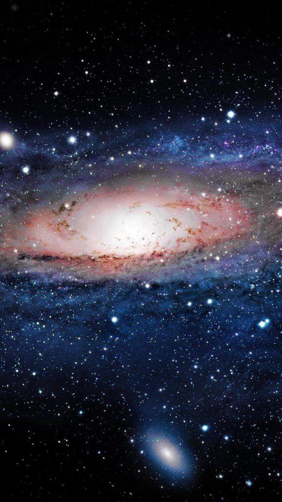 Iphone X Wallpaper Screensaver Background 048 Space 4k Ultra Hd Andromeda Galaxy Nebula Milky Way Galaxy