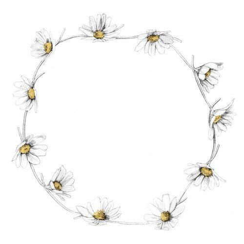 daisy chain drawing - Google Search                                                                                                                                                                                 More