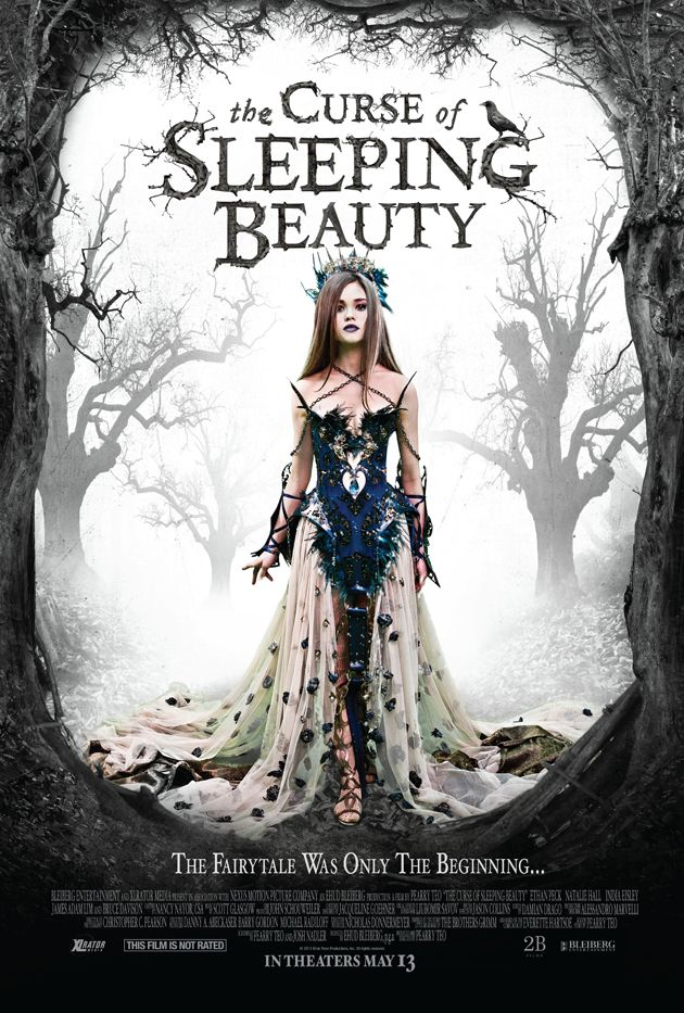 """TwitchFilm has your first look at the theatrical poster for Pearry Teo's upcoming fantasy flick The Curse of Sleeping Beauty.  """"The Curse of Sleeping Beauty"""" is an entirely new, dark vision of the classic Brothers Grimm adventure. Thomas Kaiser..."""