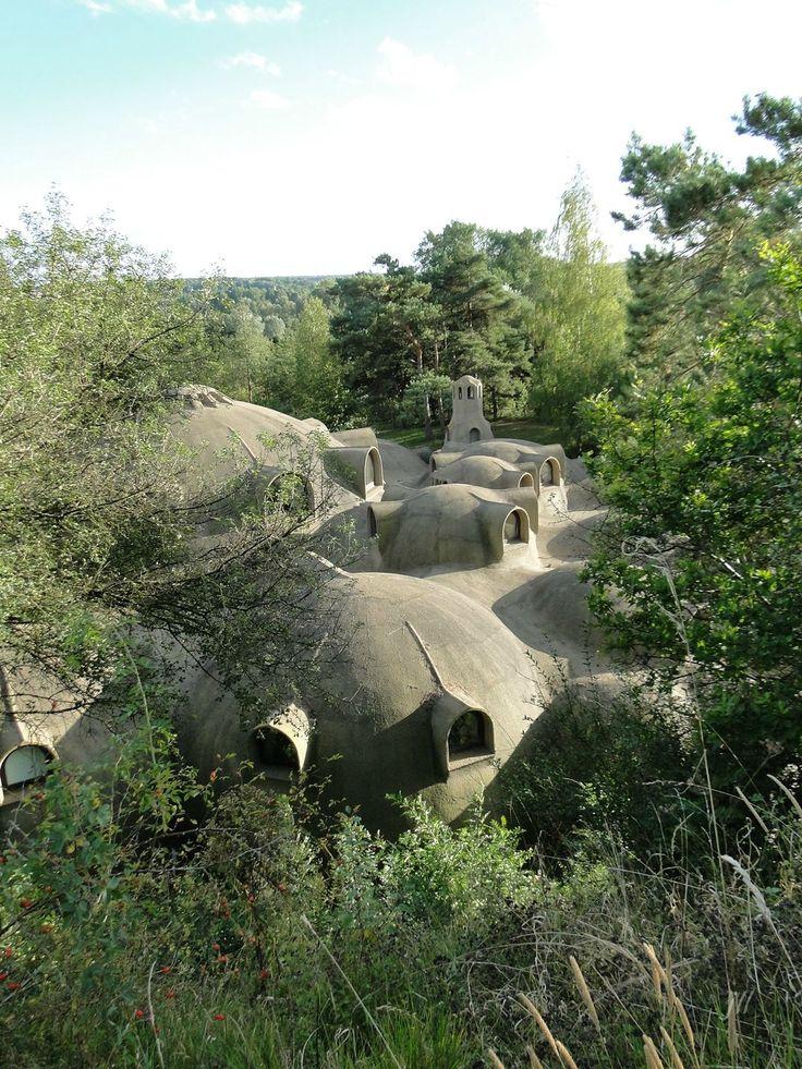 Le Parc de Samara: le grand parc naturel de la Préhistoire. Picardie
