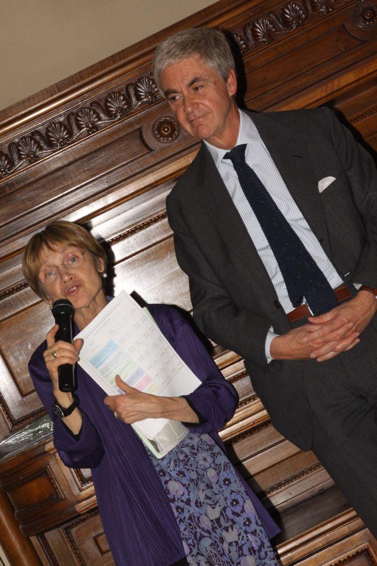 Sandrina Bandera e Federico Sassoli de Bianchi - Palazzo Cusani