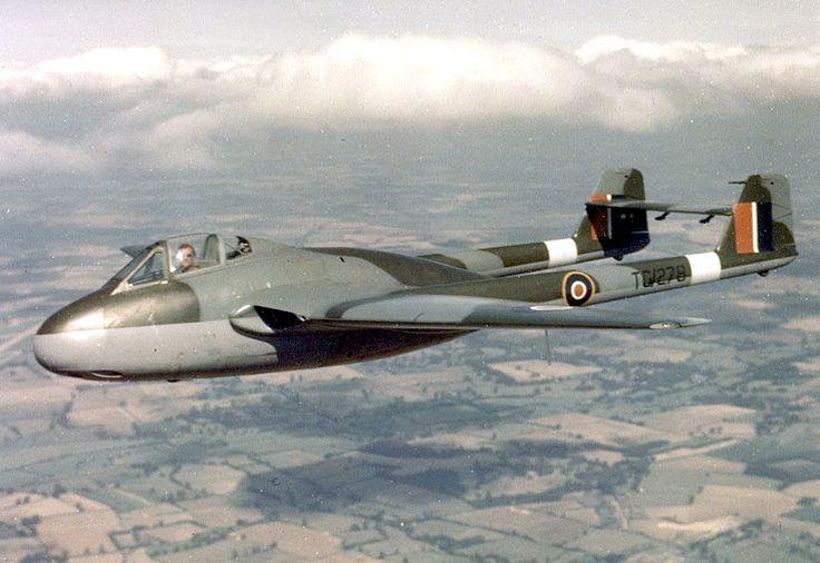 de Havilland DH.100 Vampire.