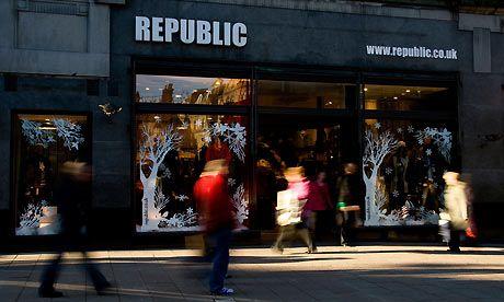 Surprise UK retail sales drop fuels triple-dip recession fears
